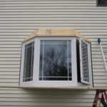 Bay Window Installation in Williamstown, NJ - Almost Done