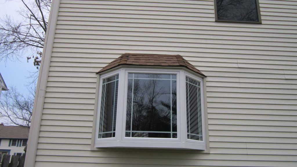 Bay Window Installation in Williamstown, NJ - Finished Outside