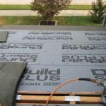 Contractor Working on Roof in Voorhees, New Jersey