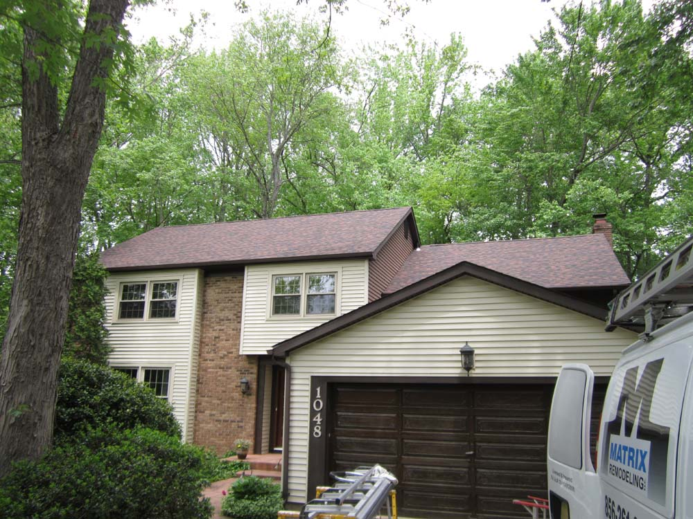 Roofing in Cherry Hill, NJ