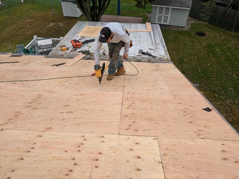 Voorhees Roof Replacement